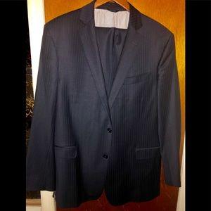 Brooks Brothers Pinstripe Suit - Explorer Fit